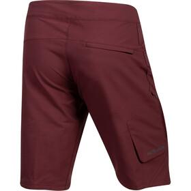PEARL iZUMi Canyon Shell Shorts Men garnet